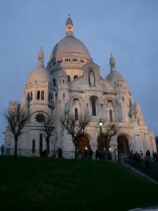Cumeak: Este fin de semana me desplacé a París.